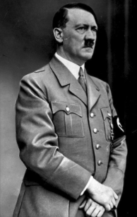 "Adolf Hitler, ""back from the dead"""